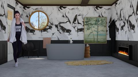 Luxury Bath - Modern - Bathroom  - by HenkRetro1960