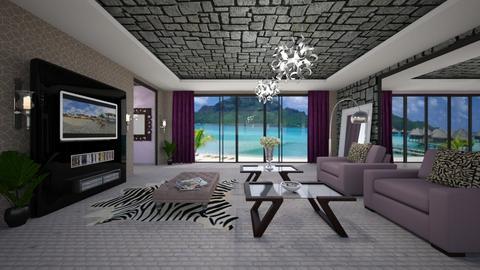 LDr - Modern - Living room - by Saj Trinaest