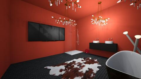 kofee 21 - Bathroom  - by The Lux Society