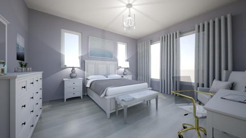 FACS - Modern - Bedroom  - by alyssabuchanan21