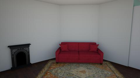 Arse - Bedroom - by lnsegura