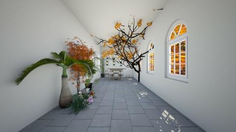 Varandinha beatiful  - Glamour - Garden  - by kemelly hinara