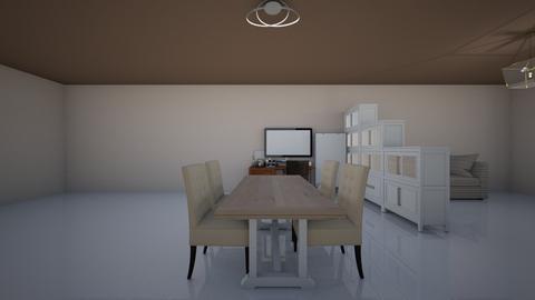 soon - Living room - by sasasaaaw
