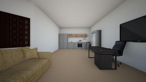 Genesis Pacheco - Modern - Office  - by GPACHECO549