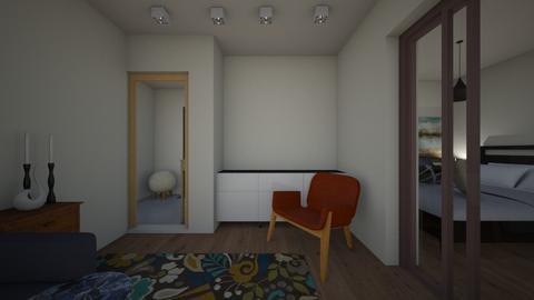 July1607 - Living room - by Julia Nick