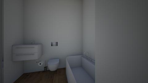 bath 2 - Modern - Bathroom  - by capell
