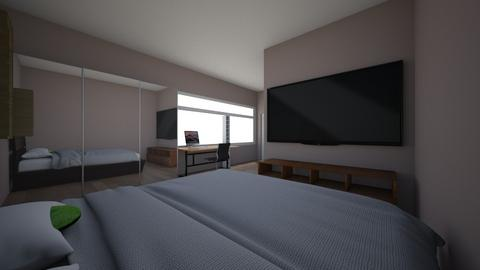 the wodkaaa roommm - Modern - Bedroom - by Timo Marti