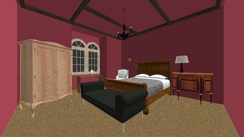 Italian Bedroom - Classic - Bedroom  - by 0194718