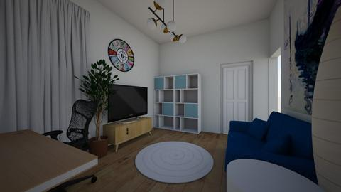living_7 - Living room  - by Catalina Iacob