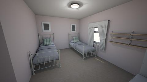 ddd - Bedroom  - by katy96xx