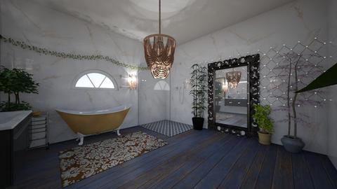 client bathroom  - Bathroom  - by kyleeDobson