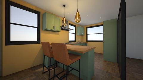 boerhavestraat keuken - by Janneke73