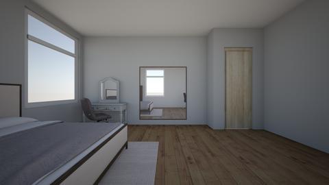 My Room 3 - Bedroom - by jazmaraa