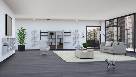 Zen living room_proj - Living room  - by Ashlee_wx
