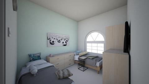 Menaggio - Bedroom - by fayerith