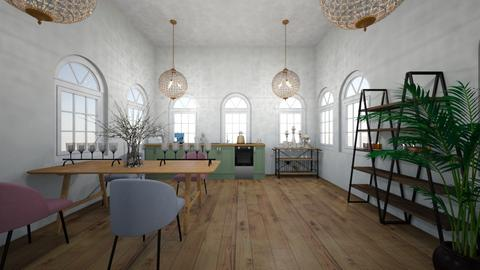 Candle Room - Modern - by Drachenmaedchen