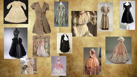 Vintage dresses   - by emilyz