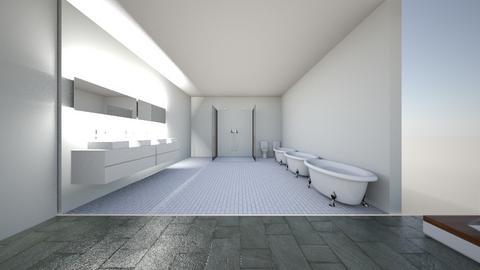 2 Room House - Modern - Bedroom  - by Charginghawks