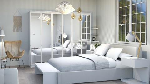 bedroom 2 - by melon_grape