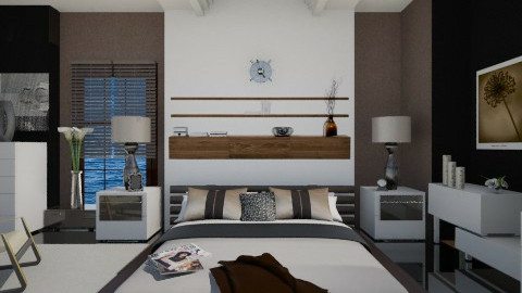 PRU2 - Modern - Bedroom  - by milyca8