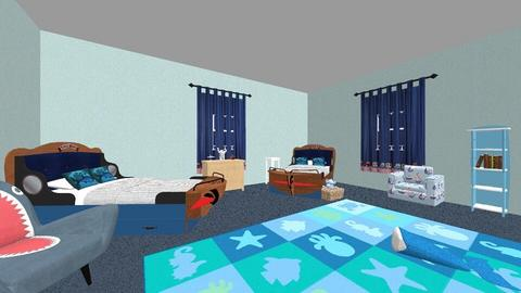 kids room  - Kids room  - by Jaedyn Rice