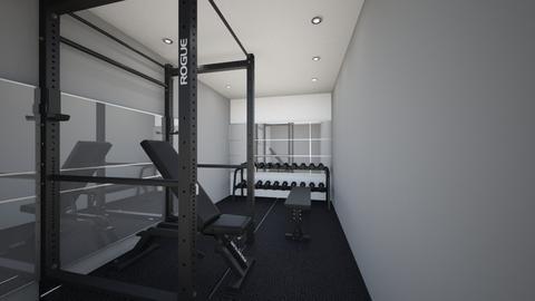 Home gym - by zayd144