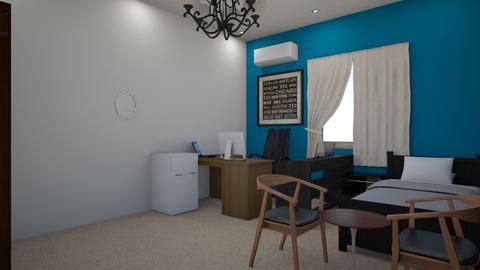 My Bedroom - by abdulrhman92