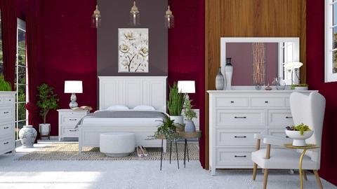 M_Presby - Bedroom - by milyca8