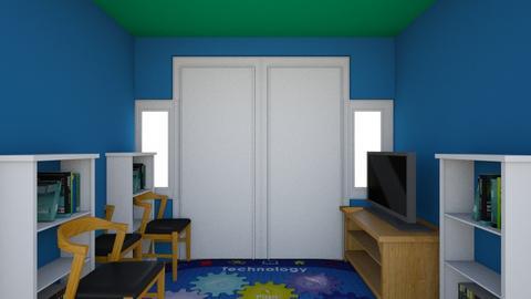 Corridor - by Jermai11