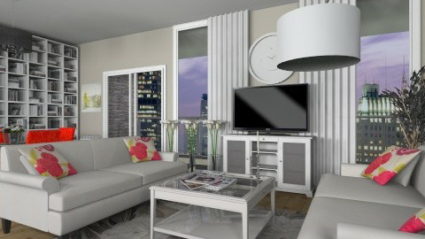 NYCity  - Modern - by mire roig