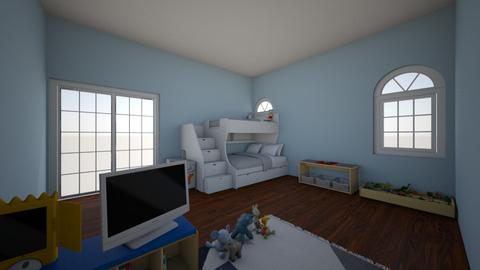 youngest kids dh - Kids room  - by Corrine  Lewis