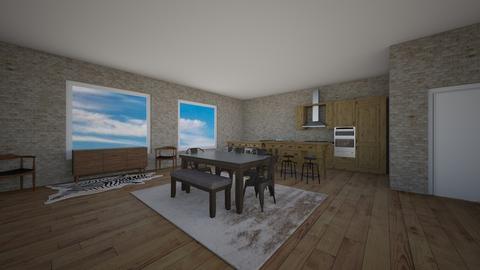IP Artisan Kitchen - Kitchen - by danes