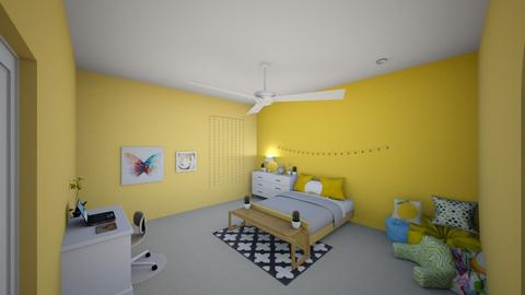 Dream Bedroom 6 GRADE - Bedroom  - by betzlaur3
