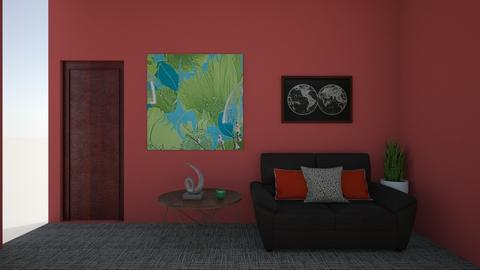 eclectico - Living room - by Cami011