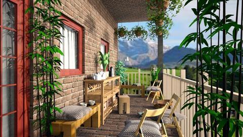 balkony - by ilcsi1860