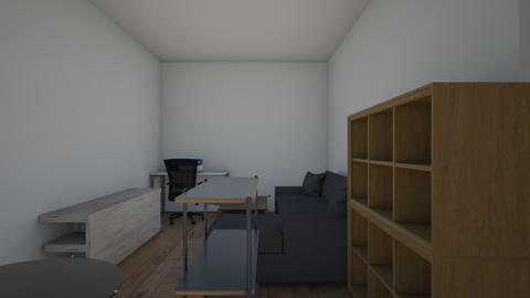 Salon casi fin - Living room  - by marbejo