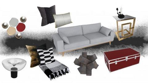 Living Room - by JarvisLegg