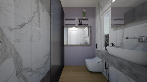 Nostro bagno4 - Bathroom  - by natanibelung
