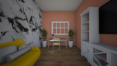 Projekt pokoju - Bedroom  - by _Zozi_