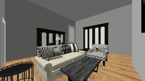 Seymore Home - Eclectic - by girlgirl411
