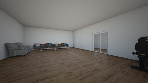 BTS Room - Bedroom  - by Kaohom2310
