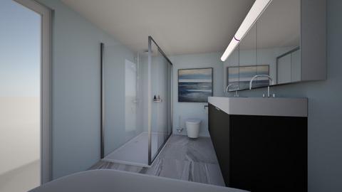 Bath4 - Modern - Bathroom  - by JeffWhitcomb0747