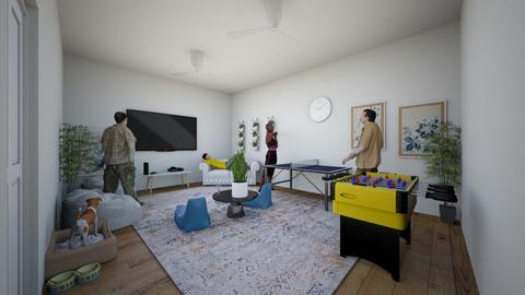 basement - by otterluver