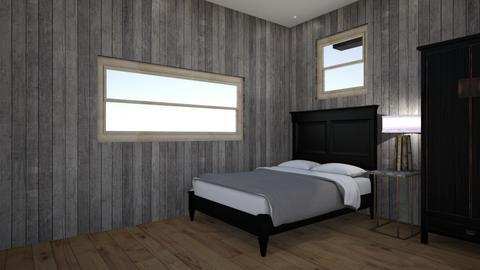 230 SF  - Modern - Bedroom  - by decordiva1