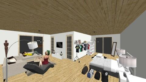 Beach house - Modern - Dining room  - by dreamerana