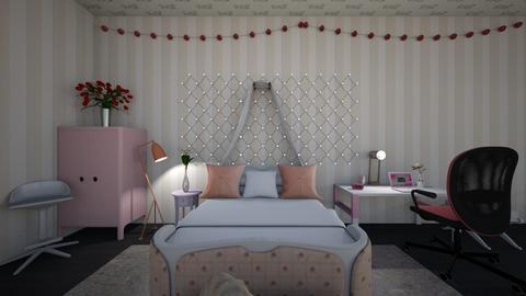 undo - Retro - Bedroom  - by Sailor Moan