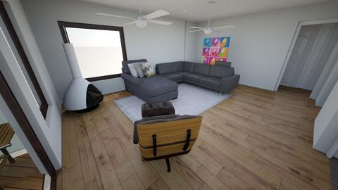 House concept 2 - Bedroom  - by steveyd