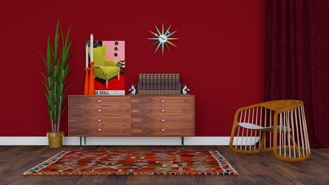 RETRO - Retro - Living room  - by HenkRetro1960