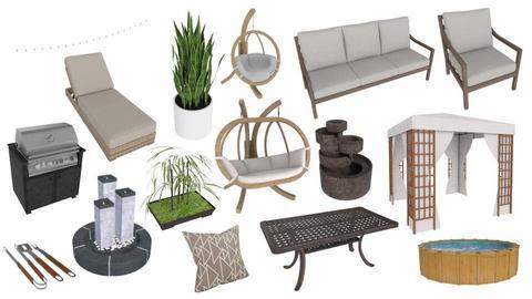 outdoor living - by payssegroen