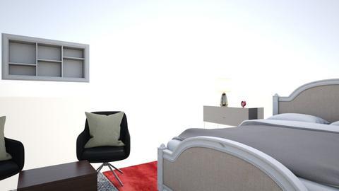 Elegant Bedroom - Glamour - Bedroom  - by HyperPiper